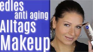 Anti Aging Make up mit NIVEA Professionals Hy Makeup I UdPP I Mamacobeauty