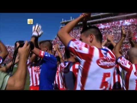 """""""El recibimiento Tatengue. Unión 0 - Colón 0. Fecha 12. Primera División 2016"""" Barra: La Barra de la Bomba • Club: Unión de Santa Fe"""