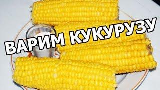 Сколько варить кукурузу по времени для рыбалки