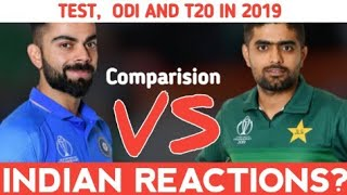 Babar Azam Vs Virat Kohli Comparison Year 2020 And Indian Reactions On It | Cricket Junoon