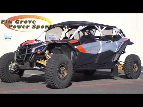 2019 Can-Am Maverick X3 Max X rs Turbo R in Elk Grove, California - Video 1
