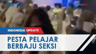 Heboh Video Siswa SMAN 1 Tungkal Berbaju Seksi Asyik Pesta di Kantor Bupati, Ini Kata Polisi