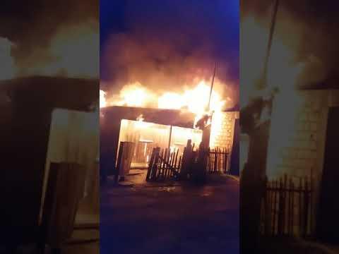 Incêndio em Barrolândia 02