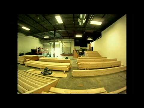 The Fun Box Skate Park Time Lapse Hyannis, MA