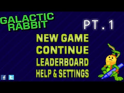 Galactic Rabbit Pt.1 (Diamondus)