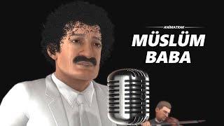Müslüm Gürses - Biz Babadan Böyle Gördük (Animasyon)