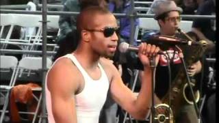 "Blues Festival 2010 - Trombone Shorty - ""Show Me Something Beautiful"""