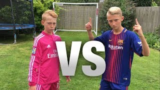 Download Youtube: Messi VS Ronaldo FOOTBALL CHALLENGES! (WITH A FORFEIT)