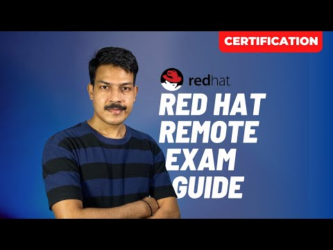 How to attend Red Hat Remote Exam ? Every details you need to ...