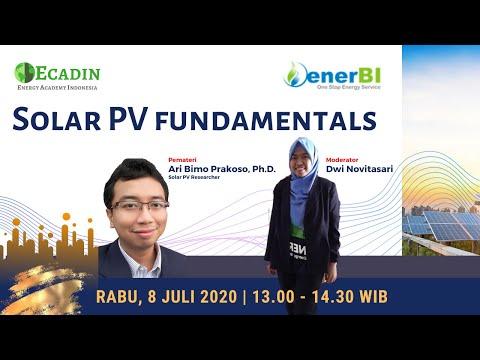 Solar PV Fundamentals - YouTube