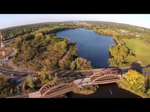 Bergen County Rowing Academy in Overpeck County Park