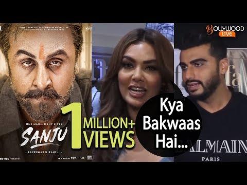 SANJU TEASER : Here's how Bollywood reacting to Ranbir Kapoor's as Sanjay Dutt
