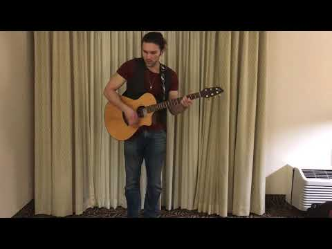 Me singing and playing a song by one of my favorite artists-Glen Hansard