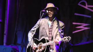 Todd Snider - Stuck on the Corner Johnny B. Goode 2015-10-16 Wire and Wood - Alpharetta, Ga