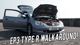 EVERYTHING You Need To Know About My EP3 Type R!!