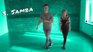 Taniec bez tajemnic |Samba #3