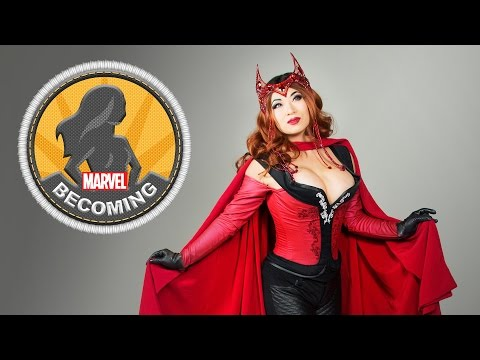Cosplayer Yaya Han becomes Scarlet Witch –