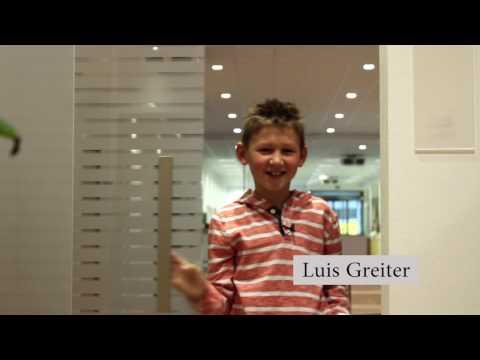 HOLZ GREITER | Sie zeigen soviel wie Sie wollen: Glastüren!