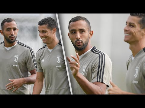 Cristiano Ronaldo told Benatia who will win the Ballon d'Or after him and Messi | Oh My Goal