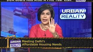 URBAN REALITY EP 75: DELHI LAND POOLING SLASHES BUILT-UP AREA (SEG 2)