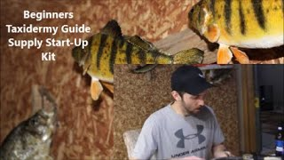 How Much It Costs To Mount Your Own Fish - Supplies Guide