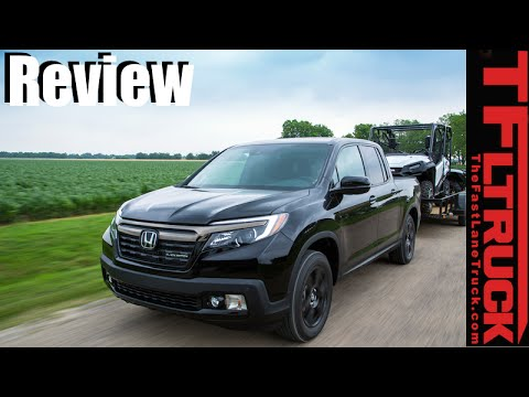 2017 Honda Ridgeline Review: Is this new Honda a Car, Truck or Crossover?