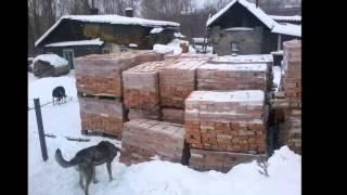 Строительство дома из кирпича. Часть 1