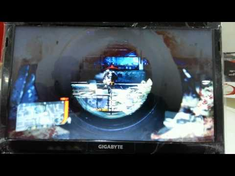 Crysis 3 on Gigabyte Q2542N