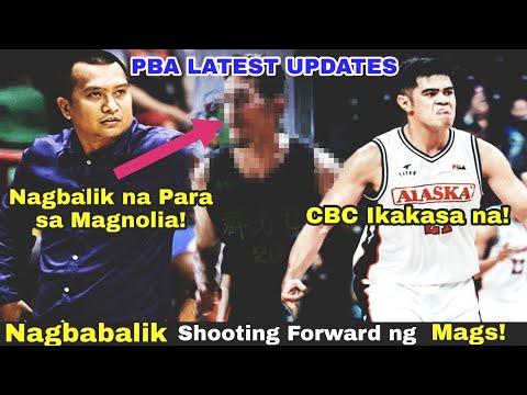IKAKASA NA! WELCOME CBC! | NAGBABALIK EX PLAYER NG GINEBRA PATUNGONG MAGNOLIA | PBA TRADE UPDATES