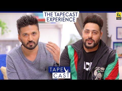 Badshah and Amit Trivedi | TapeCast Season 2 | The TapeCast Experience