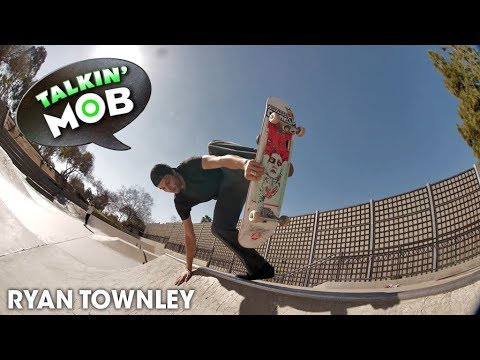 Ryan Townley: Clear Graphic MOB | Brea Park | MOB Grip - Mob Grip