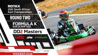 2021 | R2 Formula K | DD2 Masters
