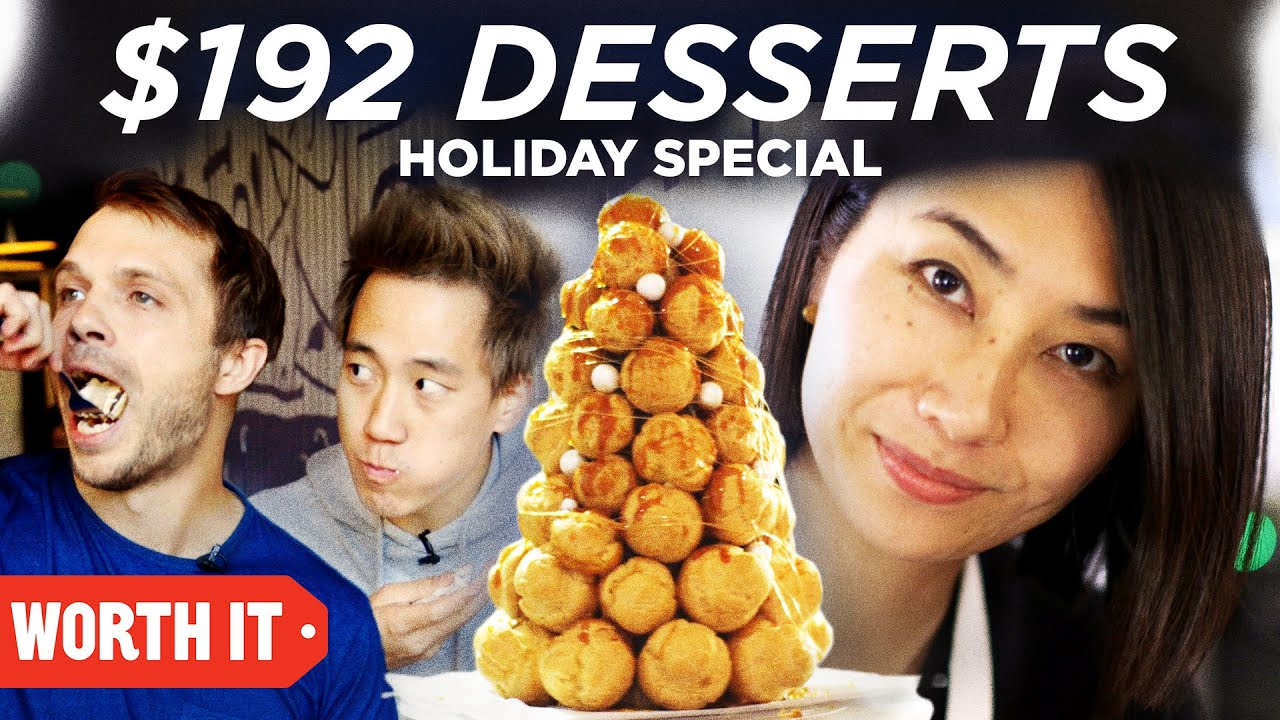 $192 Desserts • Holiday Special Part 2 thumbnail