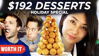 $192 Desserts • Holiday Special Part 2