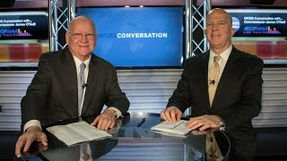 WCBS Conversation With James P. O'Neill