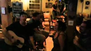 Dan Bern performs Thunder Road at Salt Gastropub, Byram NJ