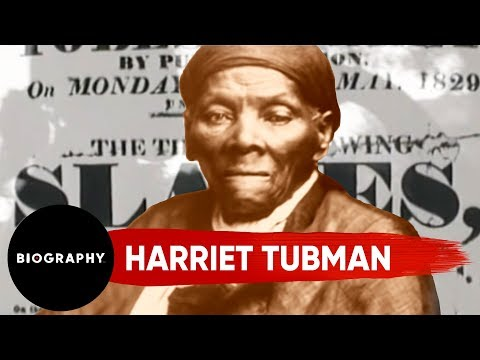 Harriet Tubman - Civil Rights Activist | Mini Bio | BIO