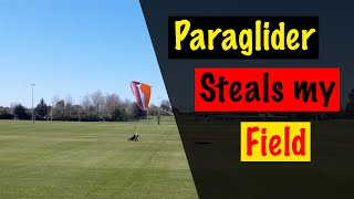 Learning to fly FPV Freestyle | Paraglider Steals My Field