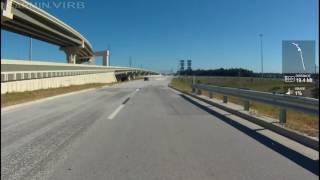 IRONMAN TEXAS 2017 Bike Course Simulation