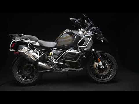 2019 BMW R 1250 GSA in De Pere, Wisconsin - Video 1