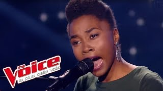 Adele - Hometown Glory | Ann-Shirley Ngoussa | The Voice France 2017 | Blind Audition