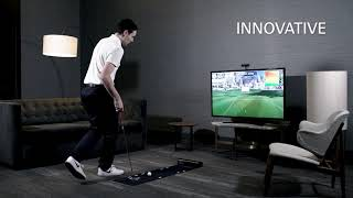 Exputt Real-time Putting Simulator-video
