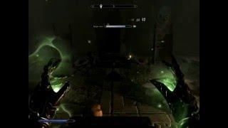 Быстрая прокачка. The Elder Scrolls V: Skyrim. Заклинание Массовый паралич Прохождение от SAFa