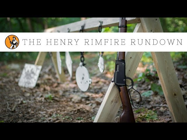 The Henry Rimfire Rundown