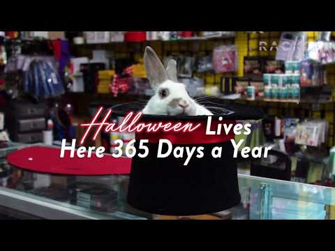 Inside New York City's Halloween Headquarters | Just Browsing | Racked