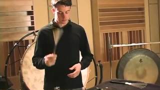 Suspended Cymbal 2: Maintenance & Specialty Sounds / Vic Firth Percussion 101