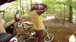 preview picture of video 'Stadtwald.Grimma.E019.FREERiDE.MTB.1080p.MOV'