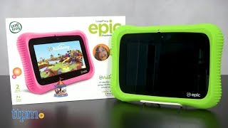 How to Set Up Your LeapPad Learning Tablet - Tablet for Kids Tutorial