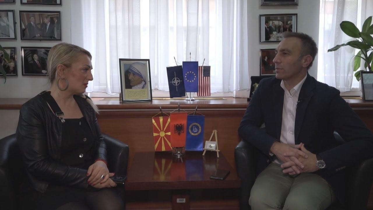 Αρτάν Γκρούμπι: Η Συμφωνία των Πρεσπών είναι για πάντα
