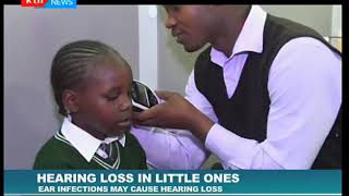 Health Digest:Hearing loss in little ones,early intervention has great outcome part two